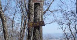 2011年4月10日 堂ケ沢山で低山ハイキング