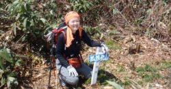 2012年5月20日 ころげそうな狐狼化山