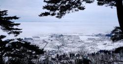 2018年12月23日 真人山で雪山ツエルトランチ