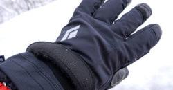 2019年1月4日 グローブ検証1防寒テムレスVSブラックダイヤモンド