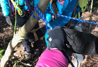 2019年1月10~11日 登山ガイド安全管理技術検定で丹沢へGO!