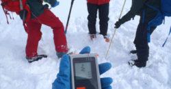 2019年1月26日、27日 IDEHA雪崩事故防止講習会