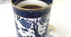 お気に入りのコーヒーカップNIKKO山水に再会。