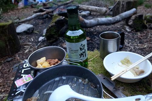 ヒロシに今更ながら学ぶキャンプの醍醐味よ。