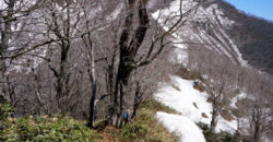 2019年5月4日 須金岳山頂へ(前編)