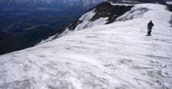 2019年5月4日 須金岳山頂へ(後編)