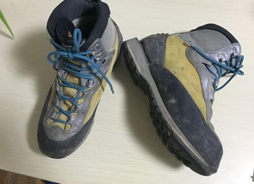 2019年9月26日増税前の登山靴新調!結局またまたAKU。