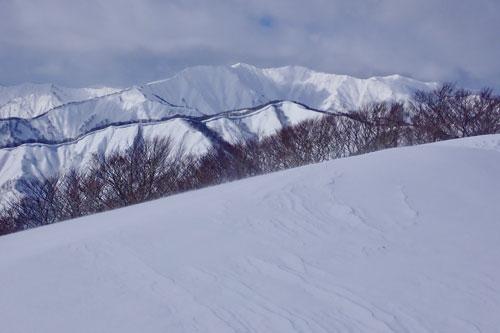 2021年2月27日軍沢岳