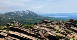 2021年6月6日乳頭山へ笹森山〜笊山ぐるっと