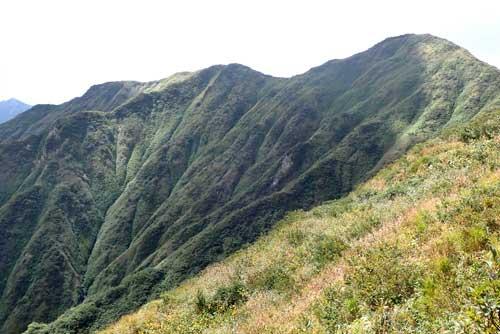 2021年9月11日神室山ガイド